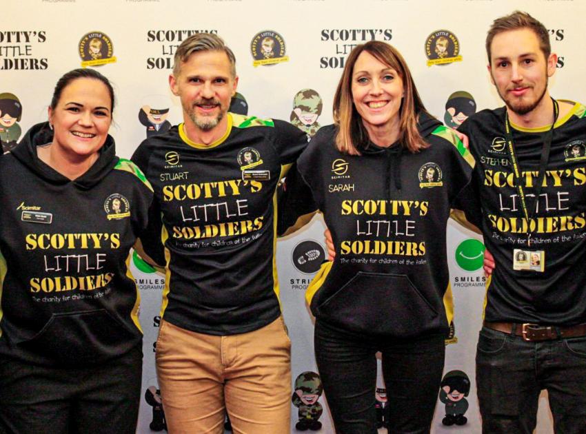 Scotty's team pic