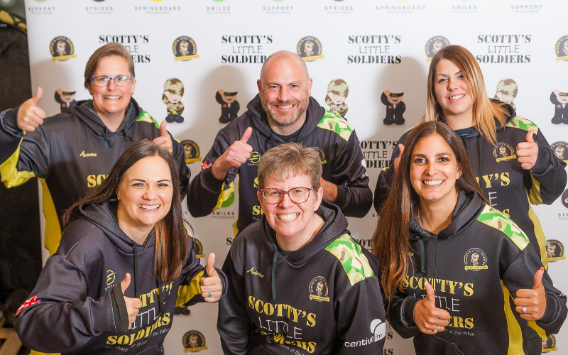 Families team give thumbs up for Scotty's
