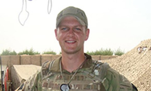 Cpl Michael Thacker